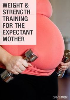 Become a power mama with these weight and strength training tips.
