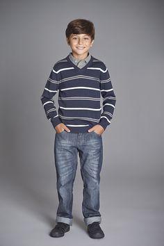 Look Infantil Masculino