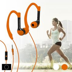 GoFit Running Earphones