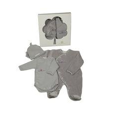 Set Pyjama Body Bonnet Coton bio Eveil & Nature   Acheter sur Greenweez.com