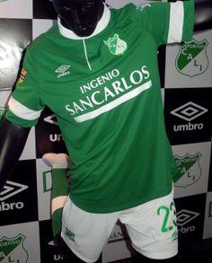 Deportivo Cali Away Kits 2014 Umbro