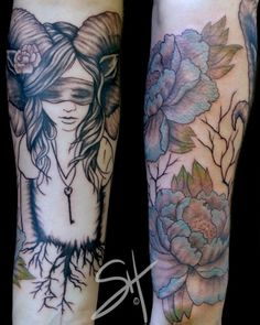 #tattoofriday - Steph Hanlon