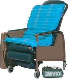 Geriatric Recliner Mattress & Pump System   Medical Gear For Life