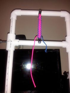 1000 Images About Paracord Jig On Pinterest Pvc Pipes