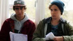 Jonas and Isak (Skam)