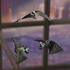 Vinyl Hanging Bats - OrientalTrading.com