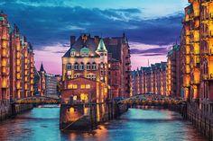 Hamburg, Germany   www.kingdomsandparadise.com - Travel and lifestyle blog