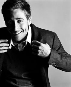 jake gyllenhaal - well, kinda anyway...