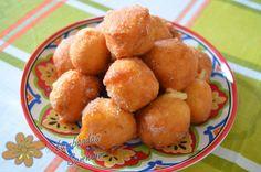 Lamboadas de Samhaim: Buñuelos de crema