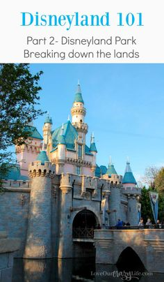 Disneyland 101 is the ultimate guide for those planning a trip to Disneyland Park. This section covers all the lands of Disneyland park. via @thebeccarobins
