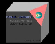 "Cube 1 Meta category: ""Homage to Paul Jaisini"" Art Series Collection."