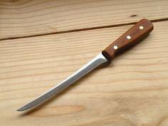 Vintage Chicago Cutlery 78 S Fillet Boning Slicer Knife Reconditioned Knives
