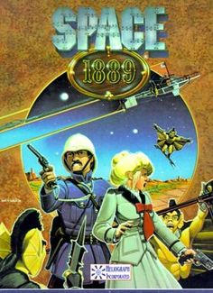 Starting off with thet classic Role Playing game of Victorian spacefaring - Space: 1889 - The Wikipedia page