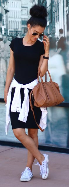 Let's Get Casual Outfit Idea by The Glittering Life