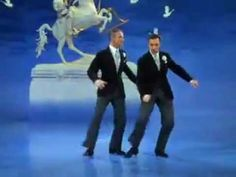 ▶ Fred Astaire e Gene Kelly - The Babbitt and the Bromide.flv - YouTube