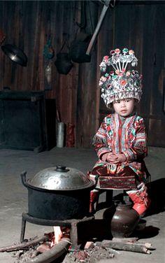 Yao ( 瑶 )Hill tribe, Thailand