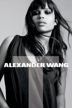 Zoe Kravitz x Alexander Wang