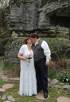 weddings at cliff cottage eureka springs arkansas