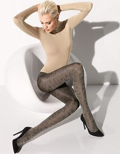 Hosiery advertisements and commercial information. Fashion Tights, Fashion Poses, Fashion Heels, Cute Skirt Outfits, Cute Skirts, Sexy Outfits, Stockings Heels, Stockings Lingerie, Green Tights