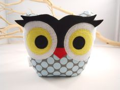 owl bookends Home Decor owl amy butler designer by karensagez, $24.00
