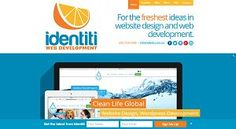 """Developer: Identiti Web Development: Identiti Web Development creates websites to your specific customisation. If you want your information to be written in a certain way, or pictures to race across the screen in a particular fashion, they can do it for you. All of their websites are built using a Content Management System or """"CMS"""" which basically means that once they're done, anything on your site can be updated by you. This allows small business to budget more easily"""
