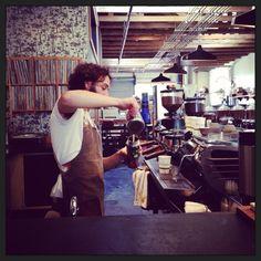 Sep. 2013. #coffee #shop #us #sanfrancisco #latte
