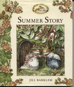 Summer Story from the Brambly Hedge series