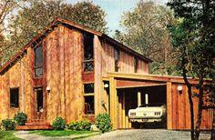 4124164128_7629cef48a_o Modern Design, Interior Design, Architecture, House Styles, Cabins, Places, Vintage, Home Decor, Interior Design Studio