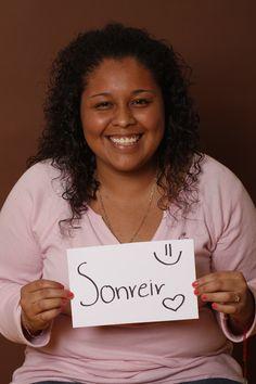 Smile, Daniela Corpus, Estudiante.