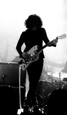 What a blues star. Its no surprise that Jack Whites Blunderbuss is up for Album of the Year. http://eclipcity.com