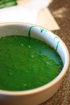 Green Velvet Cake Recipe