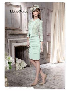 Evening Dress 2016 #ManuGarcia