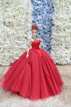 New Evening dress for Fashion royalty / silkstone by t.d.fashion 31/1/8 #tdfasiondoll