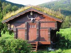Norwegian Stabbur