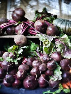 Beets a easy vegetable to grow in the garden.