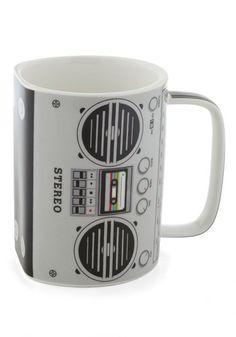 My Cup of Tea Mug, #ModCloth