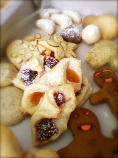 Hungarian Cream Cheese Cookies With Prune Lekvar Recipe - Food.com - 271543