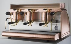 Athena Classic Copper  ~ The Cadillac of coffee makers.