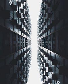 Top 16 des photos qui devraient plaire à ceux qui aiment la symétrie, assume tes TOC