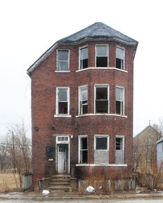 The Operable Window: Gary Indiana: Abandoned, Burned Out, and Gang Controlled Old Abandoned Buildings, Abandoned Property, Old Buildings, Abandoned Places, Old Mansions, Abandoned Mansions, Beautiful Buildings, Beautiful Homes, Gary Indiana