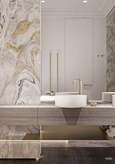Contemporary House With Pool contemporary bedroom loft. Contemporary Toilets, Contemporary Bathrooms, Modern Bathroom Design, Bathroom Interior Design, Contemporary Interior, Contemporary Chandelier, Contemporary Apartment, Contemporary Design, Contemporary Building