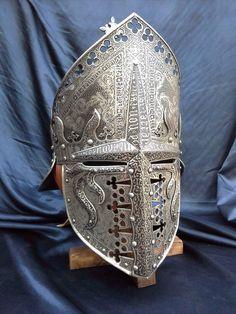 helmet by Vovan  Kudesnik. ttps://www.facebook.com/vovan.kudesnik