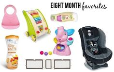 Little Baby Garvin: Monthly Favorites