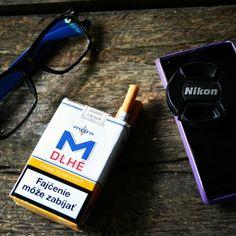 #nikon #glasses #cigarettes #chill