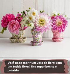 Cantinho para as flores