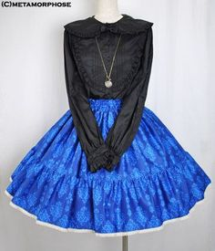 metamorphose temps de fille Dress room フリルスカート