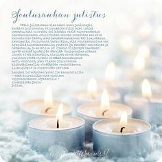 Joulukortti,Joulurauha. webshop www.lumilapset.fi