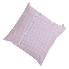 Kissen Sweet Pink. Größe: 40x40cm