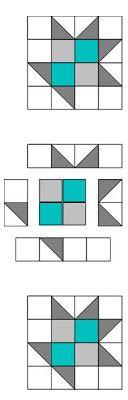 52 Weeks of Quilt Pattern Blocks in 52 Weeks - Week 8