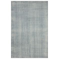 Lex Slate Hand Knotted Wool Rug
